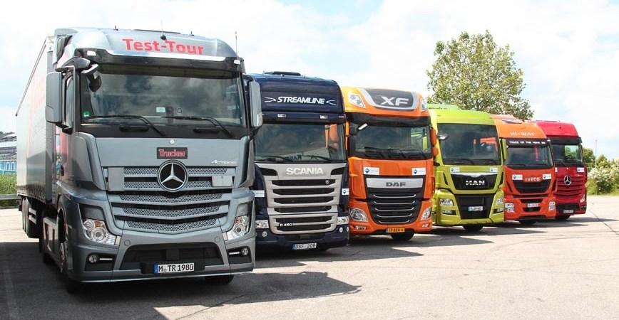 venta de camiones todas las marcas
